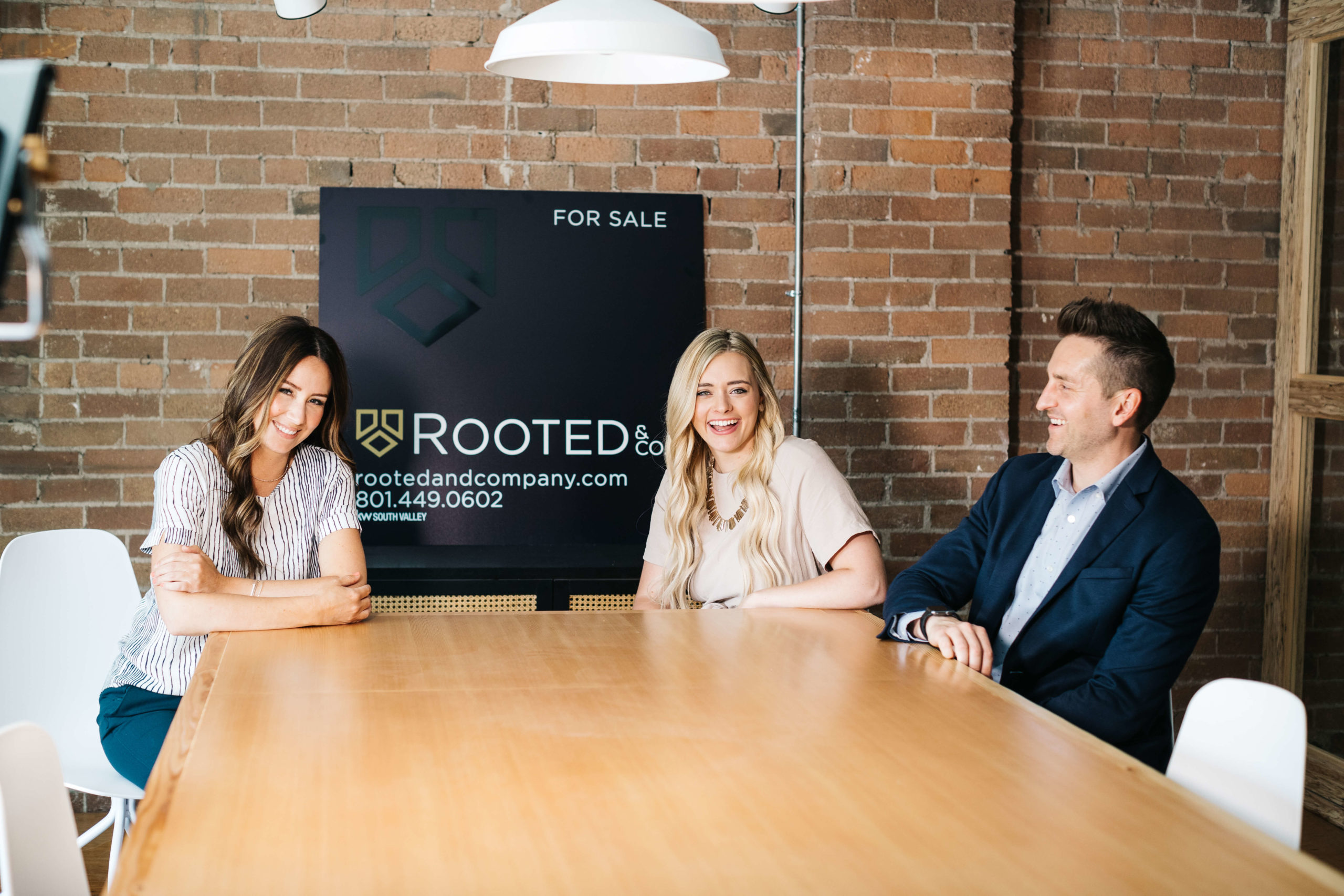 The Rooted & Co. team.