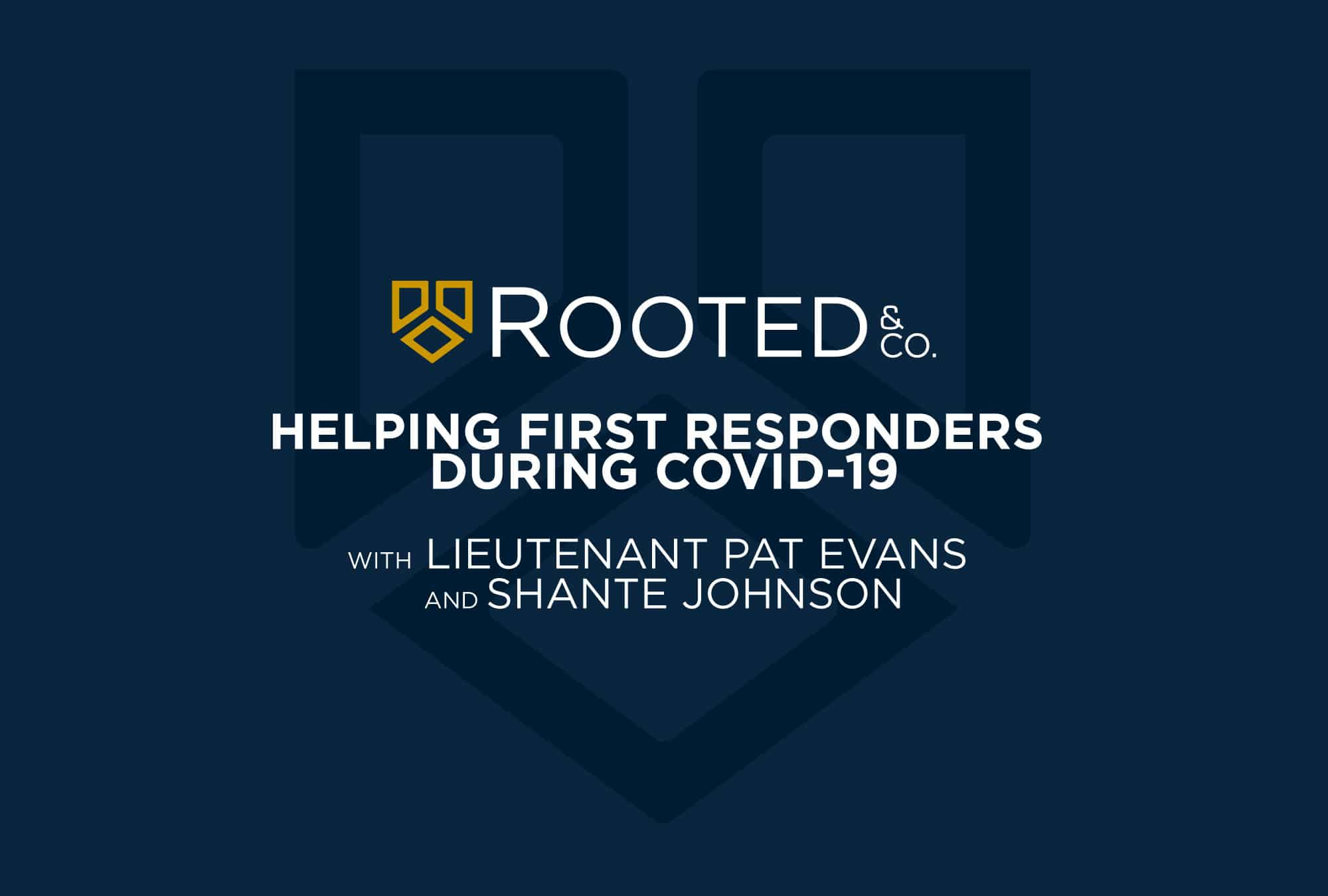 Helping First Responders During COVID-19